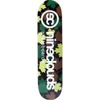 Shape Nineclouds Skateboards Maple Camo Verde