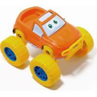 Carrinho Baby Pick - Up - Samba Toys - Laranja