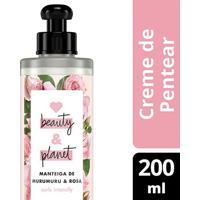 Creme Para Pentear Curls Intensify Manteiga De Murumuru & Rosa Love Beauty And Planet 200Ml - Feminino