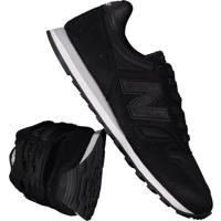 Tênis New Balance 373 Feminino All Black