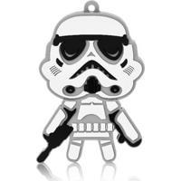 Pen Drive Stormtrooper 8Gb Usb Leitura 10Mb/S E Gravação 3Mb/S Multilaser - Pd039 Pd039