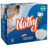 Absorvente Para Seios C/12 Unidades Nathy