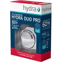 "Kit Adaptador Hydra Max Para Hydra Duo 1.1/4"" Cromado Deca"