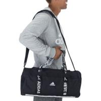 Mala Adidas 4Athlts Duffel S - Preto/Branco