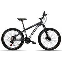 Bicicleta 26 Monaco 21V Index Vmaxx Freio Disco - Unissex