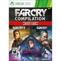 Far Cry Compilation - Xbox 360 - Unissex
