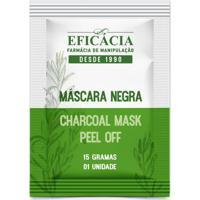 Máscara Negra Com Charcoal Mask Peel Off 15 Gramas
