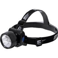 Lanterna De Cabeça Recarregável Bivolt Fenix - Nautika 313400 Preta