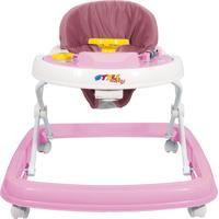 Andador Rosa Styll Baby