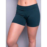 Short Suplex Curto Liso De Academia Confortável Moda Fitness Rlc Modas