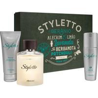 Kit Presente Styletto Pais