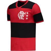 ec78b2d107 Netshoes  Camisa Flamengo Retrô Libertadores Masculina - Masculino