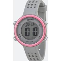 Relógio Feminino Xgames Xfppd068 Bxix Digital 10Atm