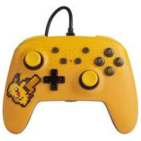 Controle Power A Para Nintendo Switch Enwired Controller Pixel Pikachu, Com Fio - 1518383-01