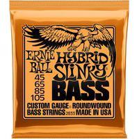Encordoamento Para Baixo Ernie Ball P02833 Hybrid Slinky Niquel