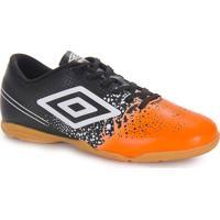 Chuteira Futsal Umbro Wave - Preto