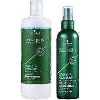 Shampoo 1L E Spray 200Ml Cor E Hidratação Essensity Schwarzkopf