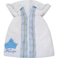 Porta Bebê Padroeira Baby Meu Príncipe Azul