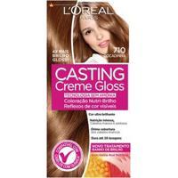 Coloração Casting Creme Gloss L'Oréal Paris 710 Cocadinha - Unissex-Incolor