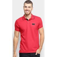 Camisa Polo Ecko Piquet Masculina - Masculino