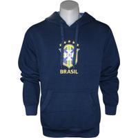 Blusão Masculino Cbf Brasil Spr