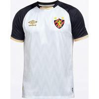 Camisa Sport Recife Ii 20/21 S/N° Torcedor Umbro Masculina - Masculino