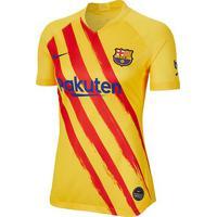 Camisa Barcelona Senyera 19/20 Nike Edição Limitada - Feminina - Feminino