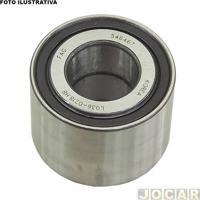 Rolamento Da Roda - Fag - Citroen C3 1.4 1.6 03/12 - Xsara 97/01 - Peugeot 205/306 /01 - Traseiro - Cada (Unidade) - 546467
