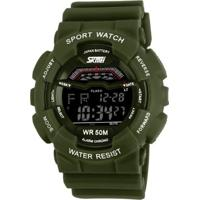 Relógio Skmei Digital 1012 Verde