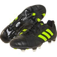 Chuteira Campo Adidas Nitro 1 Trx Fg Preta 6aca67e46cdb9