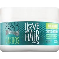 Máscara Desembaraçante Phytogen I Love My Hair 300G - Feminino-Incolor