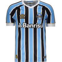 Camisa Umbro Grêmio I 2018 Com Patrocínio