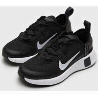 Tênis Nike Infantil Reposto Preto