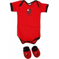 Conjunto Torcida Baby Corinthians - MuccaShop 07e4dc2464069