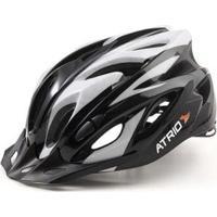 Capacete Atrio Para Ciclismo Mtb Inmold 2.0 Viseira Removível 19 Entradas De Ventilação - Unissex