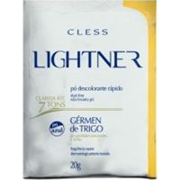 Pó Descolorante Lightner Gérmen De Trigo 20G