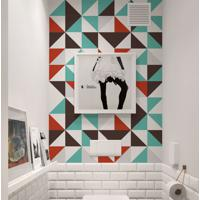 Revestimento De Azulejo Retro Triangle
