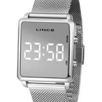 Relógio Lince Digital Quadrado Feminino - Feminino