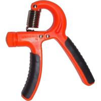 Hand Grip Ajustável Liveup Sports Ls3334 4 Níveis Preto/Vermelho
