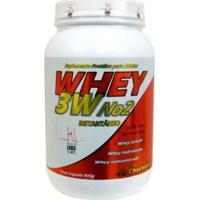 Whey 3W No2 900G - Health Labs - Chocolate