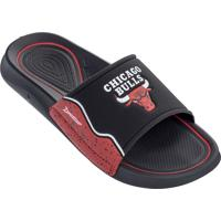 Chinelo Masculino Slide Chicago Bulls Rider 11273