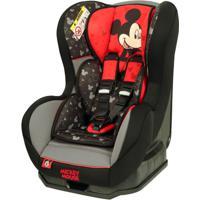 Cadeira Para Auto De 0 À 25 Kg - Cosmo Sp - Mickey Mouse - Team Tex - Disney - Unissex-Preto