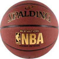 Bola De Basquete Nba Elevation Spalding - Masculino