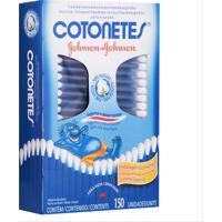 Cotonetes Johnson'S 150 Unidades