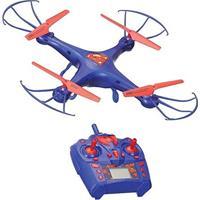 Drone Helicoptero Quadricoptero Superman Controle Remoto Giro 360 Brinquedo Crianca