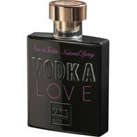 Vodka Love Paris Elysees - Perfume Feminino - Eau De Toilette 100Ml - Feminino-Incolor