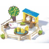 Coleção Fazendinha Galinheiro Newart Toys Colorido