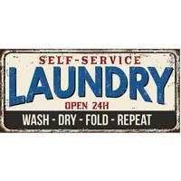 "Tapete Transfer ""Laundry""- Bege & Azul- 90X40Cm-Tapetes Junior"