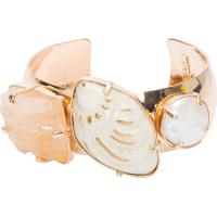Bracelete Feminino Abiquíu - Dourado