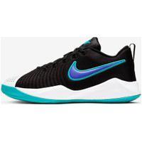 Tênis Nike Team Hustle Quick 2 Infantil